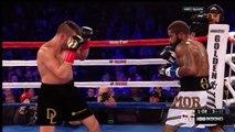 David Lemieux vs Curtis Stevens Highlights - Lemieux knocks out Stevens