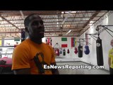 Philly Boxer Tevin Farmer Look At Maidana Robert Garcia A Great Trainer EsNews Boxing