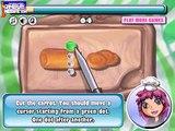 Gâteau fromage pour des jeux bonjour Salut minou fraise Jeux de jeu jeux de filles
