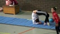 Gimnasio y yo vlog en el campeonato en Alemania gimnasia rítmica mis actuaciones viaje