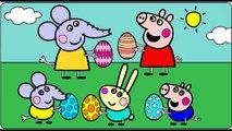 Libro para colorear para Juegos Niños páginas por cerdo ► ► pep pep pep
