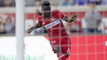 David Accam nets first career hat trick in MLS