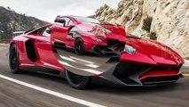 WOW !! Prodrive's Renault Megane RdfgrX Is a Rallycross Superc