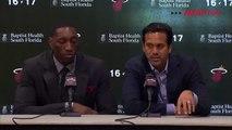 【NBA】Bam Adebayo Full Introductory Press Conference Miami Heat 2017 NBA Draft