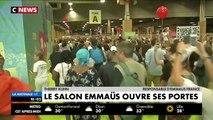 Salon Emmaüs 2017 avec Thierry Kuhn