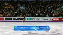 Carolina Kostner - 2013 World Figure Skating Championships - Free Skating - Real HD video