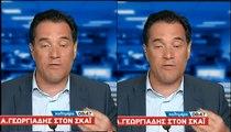 """""""Ο Γεωργιάδης είναι ο Ταμτάκος της πολιτικής και με Καραμανλή δεν περνούσε ούτε απ'έξω απο την ΝΔ"""" Δημήτρης Βέττας"""