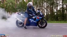BIKERS Compilation 2017 ► Burnouts, sdfsdf234234Wheelies, Stoppies,