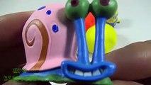 Boîtes les couleurs dinosaure des œufs bon apprentissage mini- jouer jouets avec Zootopia doh surprise disney