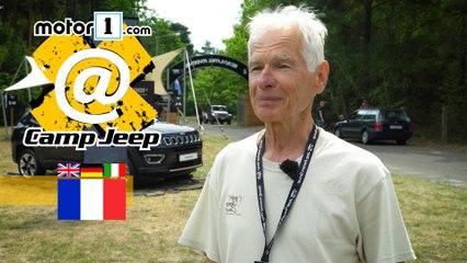 Mirek nous présente sa Jeep Wrangler au Camp Jeep 2017