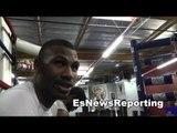 boxing stars felix diaz and thomas dulorme in oxnard with robert garcia - EsNews Boxing