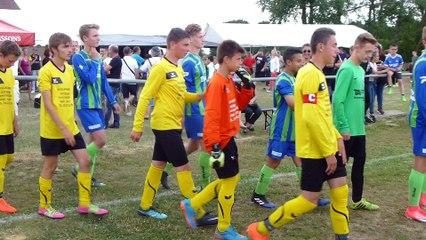 Finale Tournoi U15 Saint Souplet    Saint Souplet - EFAFC gagné 1-0
