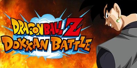 DBZ Dokkan Battle : le Dokkan de Black Goku