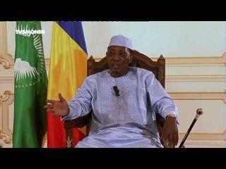 Intégrale - Idriss Déby dans Interantionales / émission du 25 juin 2017