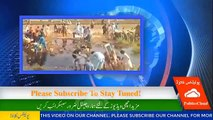 Visuals Before the Sad Incident of Bahawalpur - Oil Tanker Caught Fire - A Very Sad Incident