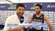 Athlétisme – Mekhissi : ''Content d'être invaincu depuis tant d'années''