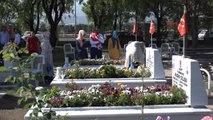 Kayseri Garnizon Komutanı Teke ve Şehitler Derneği'nden Bayram Ziyareti