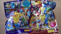 Pokemon 2 Surprise Eggs Poke Ball Shaped Bath Powder Balls XY Primal Groudon Kyogre Pokede