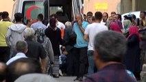Samsun'a Bayram Günü Şehit Ateşi Düştü... Şehit Yakınları Sinir Krizi Geçirdi