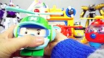 Par par toilette difficulté Saison bokbulbok jeu de jouets toilette Obtenez dans Super ailes Robocar poly diable tube de Dinosaur toy tv toytubetv