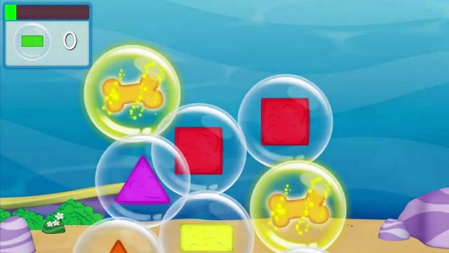 Bubble Guppies - Bubble Puppys Treat Pop - Buble Guppies Games