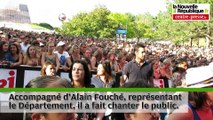 "[VIDEO] Futuroscope : 15.000 spectateurs au concert ""NRJ in the Park"""