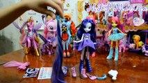 Niñas de Equestria niñas Equestria niñas rareza de rescate Pony Pony muñecas secuestro