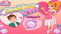 Cuisine Robe épisode pour drôle Jeu filles amour vers le haut en haut avec gameplay | irisgamestv