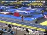 Finales Championnats de France 2006 Tumbling Fédéral
