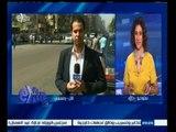 #غرفة_الأخبار | كاميرا سي بي سي اكسترا ترصد الحالة المرورية في شوارع القاهرة