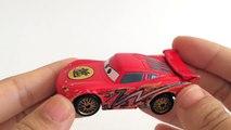 Des voitures démo examen déballage Disney pixar tokyo mater tomica die-cast takara tomy