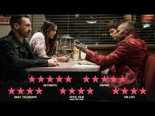 Baby Driver - Buddy & Darling Featurette - Starring Jon Hamm and Eiza Gonzalez - At Cinemas June 28