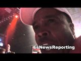 Sugar Ray Leonard and Tommy Hearns On Mayweather vs pacquiao EsNews Boxing