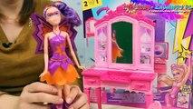 Puissance Princesse super-héros vanité habiller Princesse Barbie Princesse super