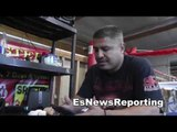 robert garcia on who is the biggest puncher in boxing EsNews Boxing