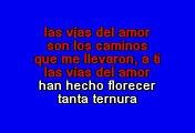 Banda El Recodo - Las Vias Del Amor (Karaoke) (2)