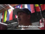 brandon rios gets a new dog named adrien has one named rocky EsNews Boxing