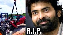 Another Controversy on Ravi Teja's Brother Bharat - video