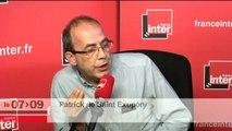 """Patrick de Saint Exupéry : """"Un génocide c'est d'abord du silence."""""""