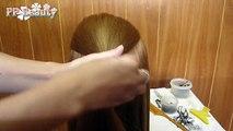 Et tresser mignonne facile cheveux Cheveux assez simple tresse ep.8, cheveux naturels en utilisant seulement le début.