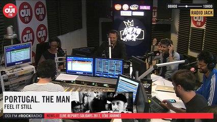 La radio OUI FM en direct vidéo /// La radio s'écoute aussi avec les yeux (3294)