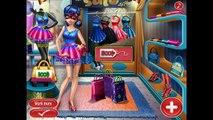 Robe des jeux Coccinelle miraculeux achats super-héros vers le haut en haut garde-robe Secret realife f