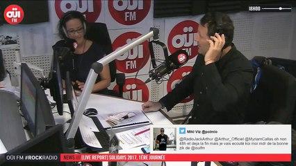La radio OUI FM en direct vidéo /// La radio s'écoute aussi avec les yeux (3297)