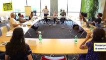 Sommet citoyen Strasbourg, atelier du 14 juin 2017 : budget participatif
