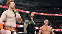 John Cena, Roman Reigns and Sheamus vs Randy Orton, Alberto Del Rio, Bray Wyatt and Cesaro – 4-on-3 Handicap Match - WWE - Dailymotion Full Match - WWE Raw, June 23, 2014
