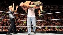 John Cena, Roman Reigns and Dean Ambrose vs The Wyatt Family (Bray Wyatt and Luke Harper and Erick Rowan) - Full Match - WWE - WWE Raw, June 9, 2014