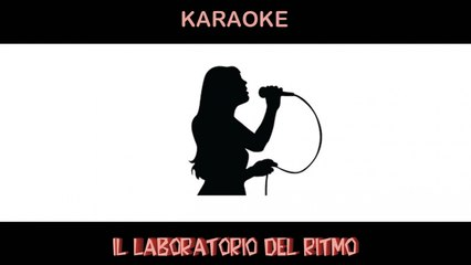 Il Laboratorio del Ritmo - Tra le granite e le granate - Francesco Gabbani - Karaoke