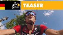 Official Teaser (DE) - Tour de France 2017