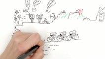 Cyclisme - Tour de France : Comment on dessine le tracé du Tour ?