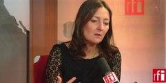 Karine Berger (PS): « Le Parti socialiste n'est pas mort, des choses à reconstruire, le PS le fera »